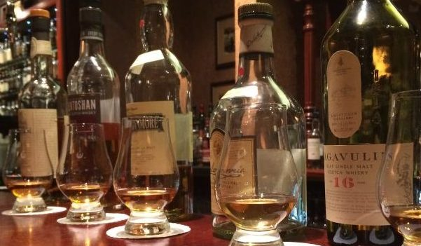 Whisky tours and distilleries in Scotland