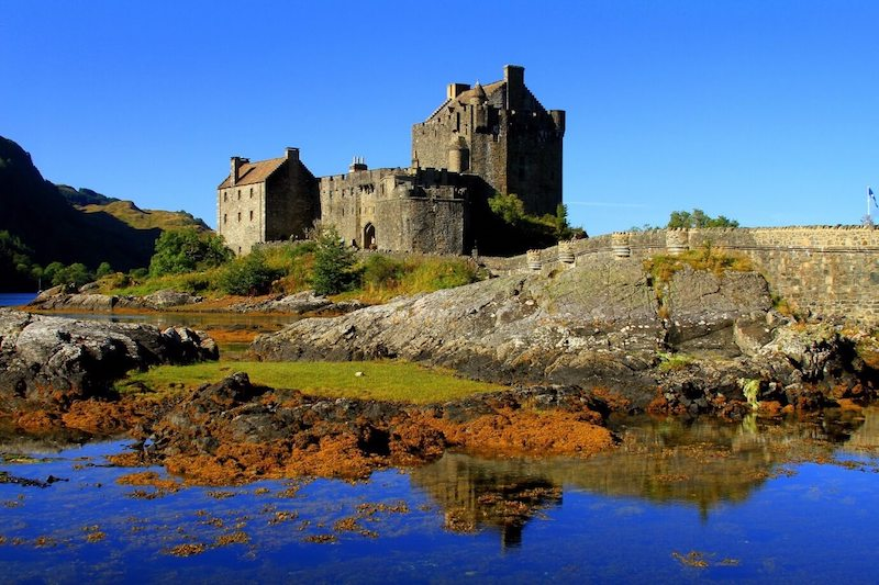 Eilean Donan Castle in Kyle of Lochalsh - Visit Scotland