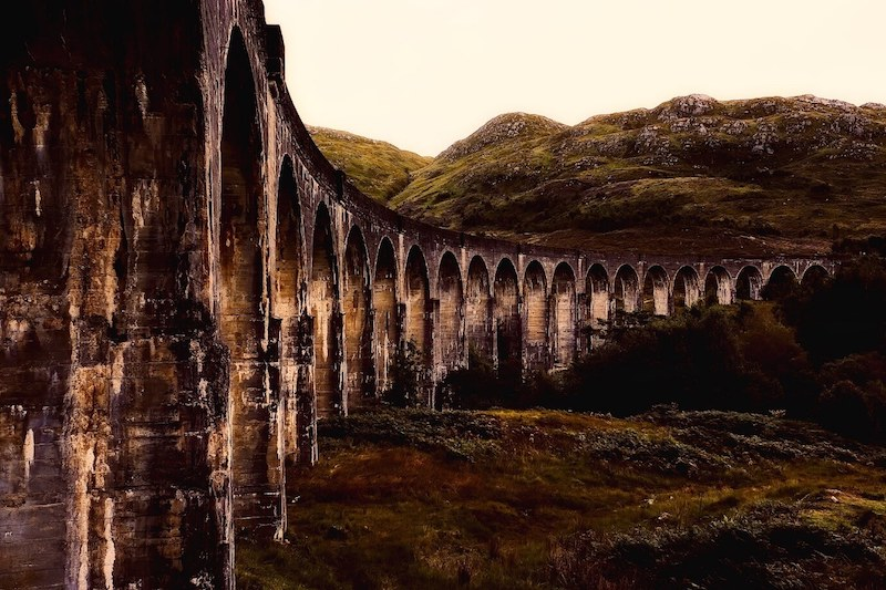 Glenfinnan Viaduct in Scotland - Visit Scotland
