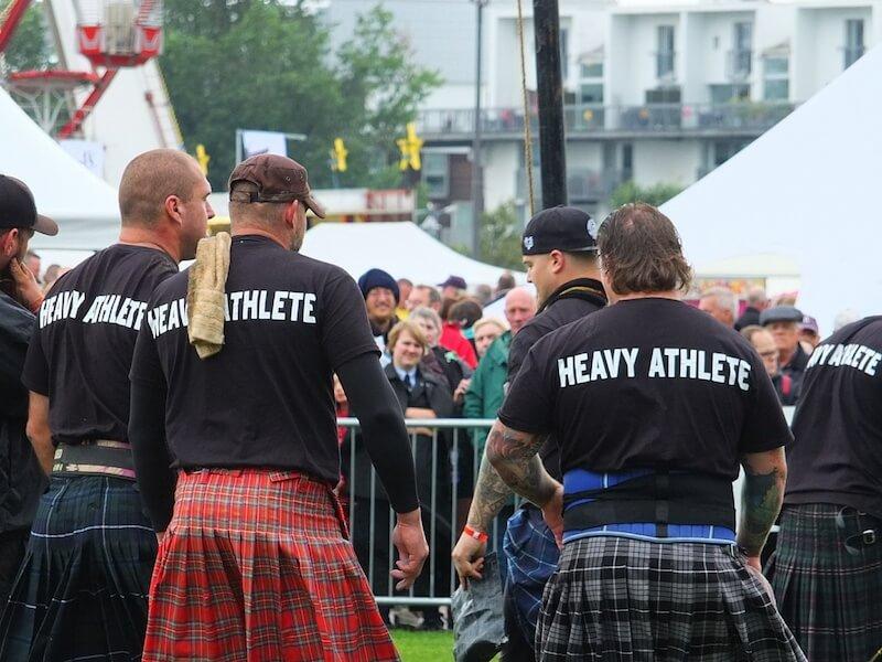 Highland games in Scotland | May June | Spring summer