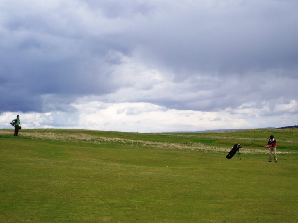 Gullane Golf Course is the location for the Scottish Open 2018