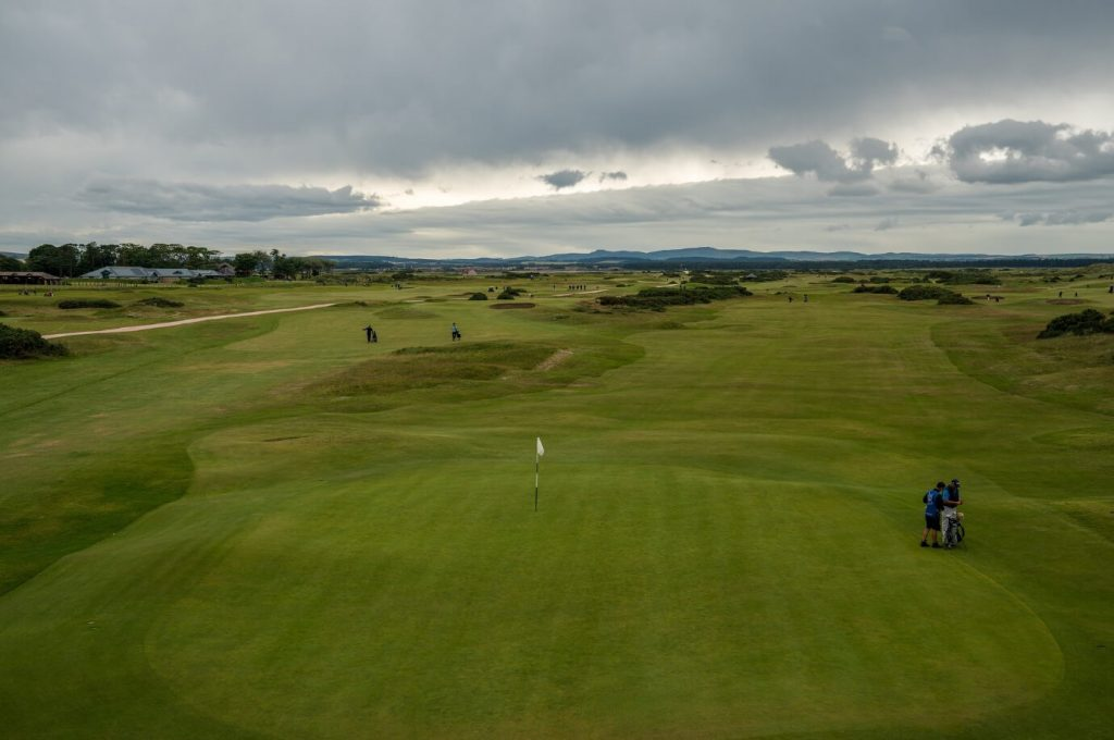 St Andrews is another popular destination for the Scottish Open