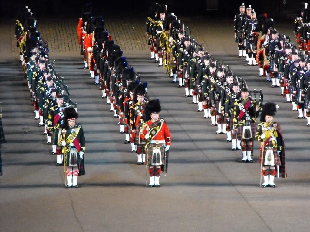 The 2009 Edinburgh Military Tattoo