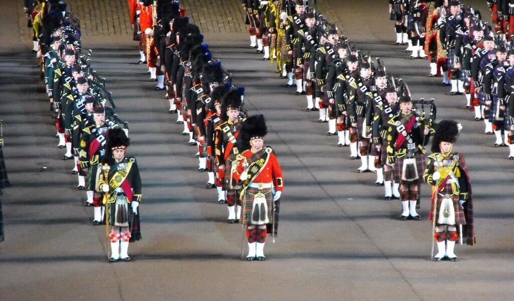 Guide To The Edinburgh Military Tattoo Inspiring Travel