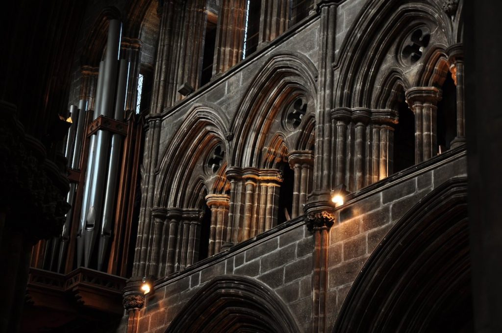 Glasgow Cathedral (French Hospital) - 5 places to visit in Scotland if you love Outlander