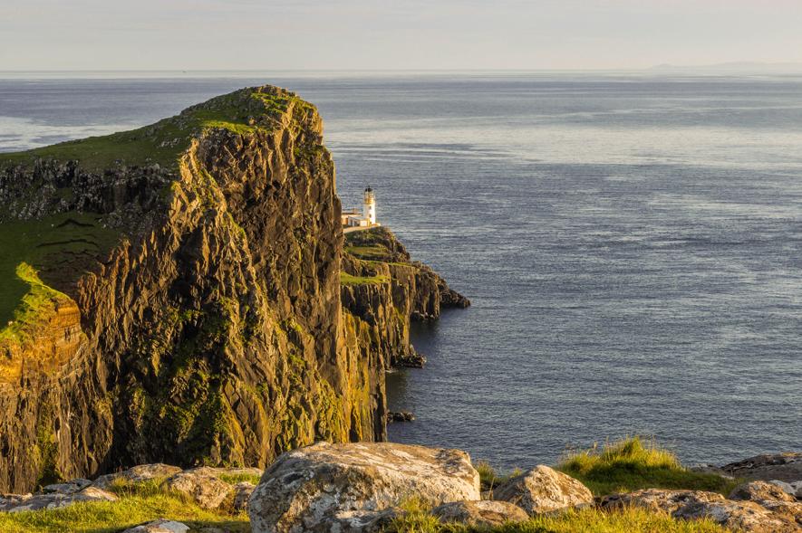 Neist Point, the Isle of Skye