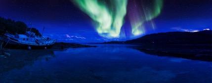 The Northern Lights, Scotland