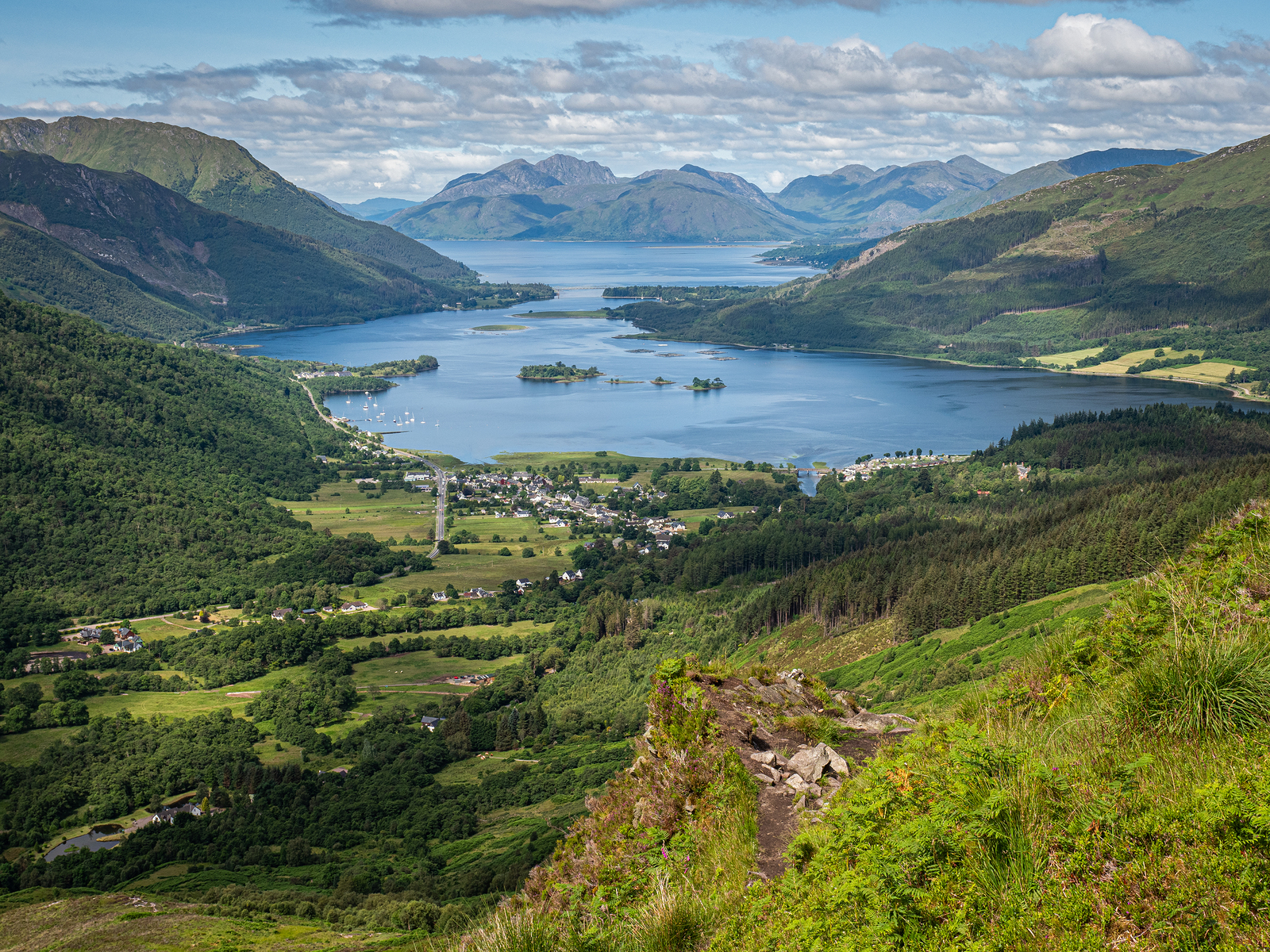 The Pap of Glencoe Scottish Highlands, a stunning view for your tour around Scotland