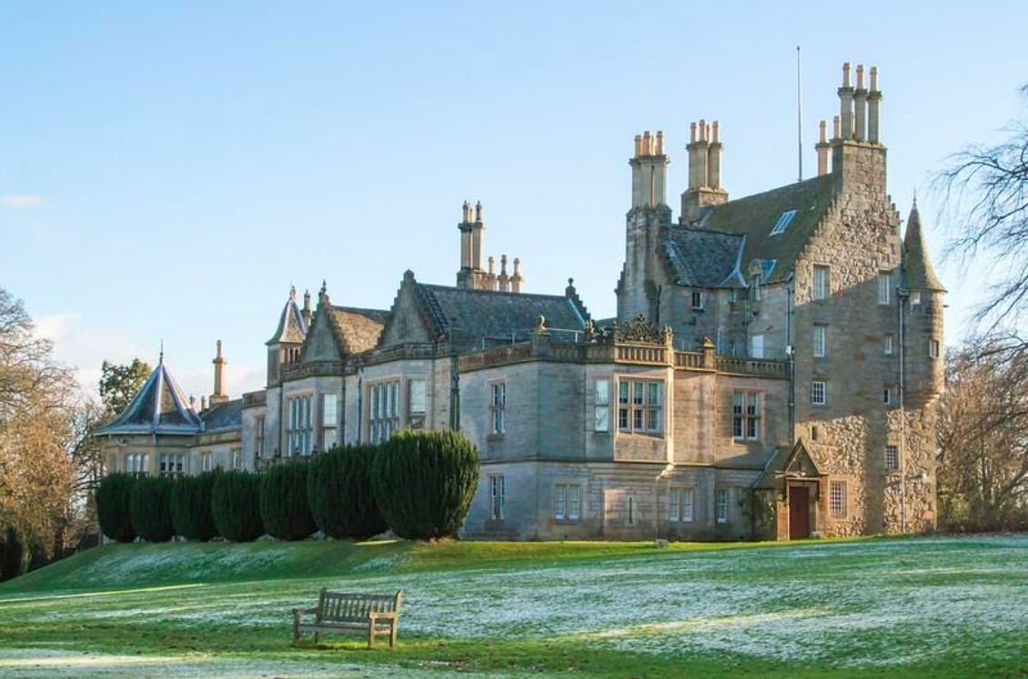 Lauriston Castle and Gardens