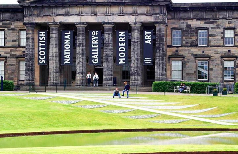 The Scottish National Gallery of Modern Art
