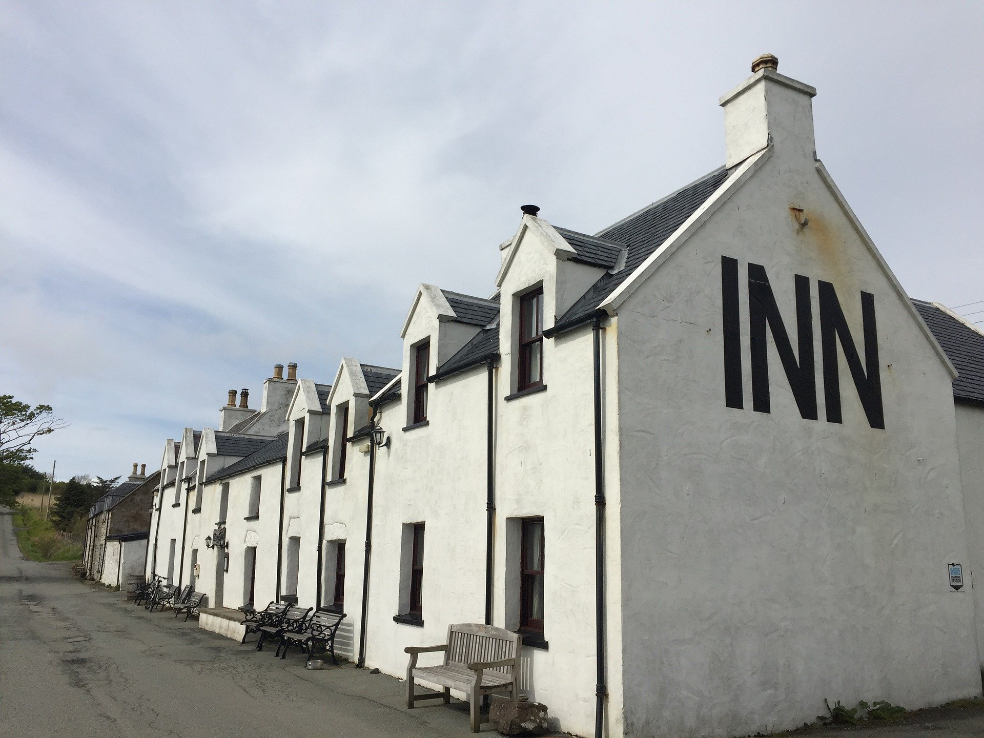 Inn on Isle of Skye